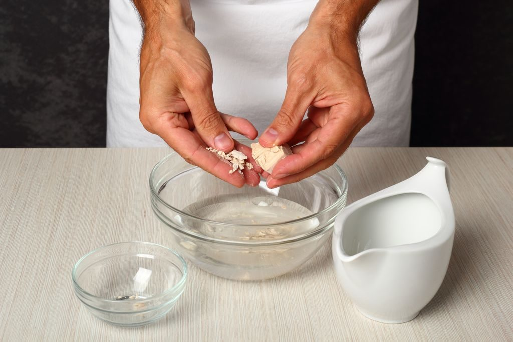 How to use fresh yeast