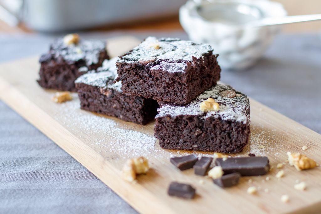gluten-free brownies