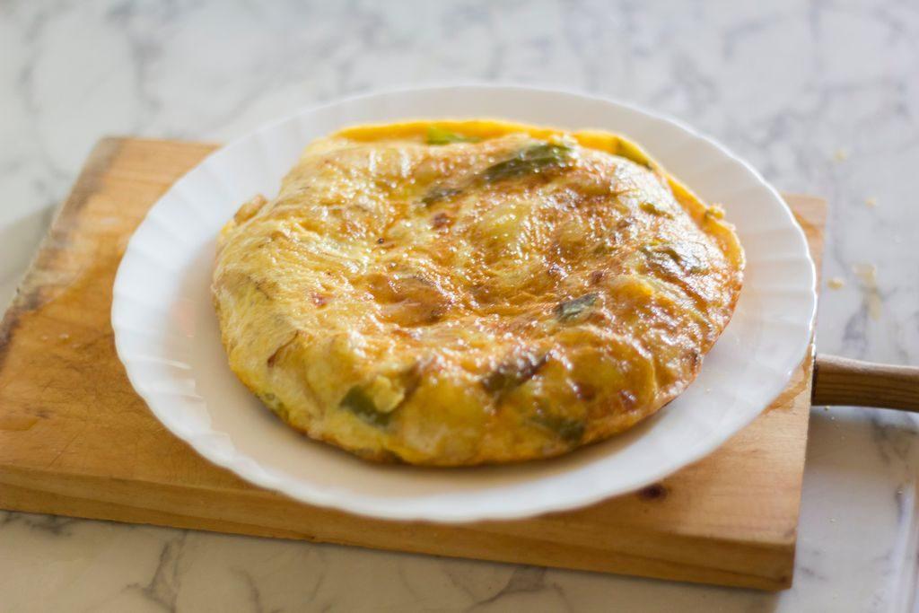 Low Fat Spanish Omelette
