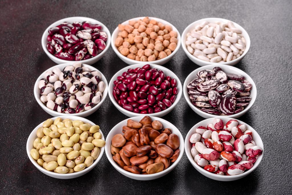 Soaking and cooking times for legumes